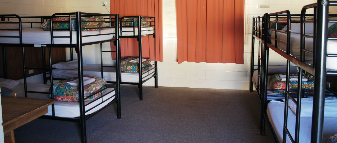 Quorn Group Accommodation